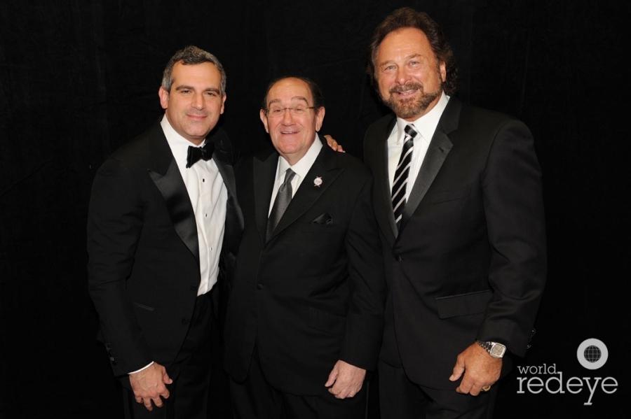 Andrew Weissman, Marty Weissman, & Dennis Franks