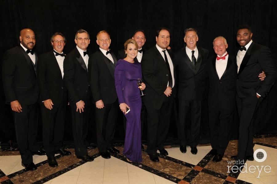Eugene Wallace, Phil Guido, Andrew Weissman, Michael Brady, Kim Ashley, Eddy Alberty, Steve Ashley, Jim Winkler, Kevin Buckman, & Duane McLaughlin