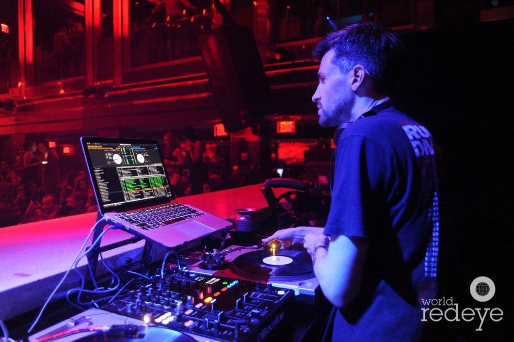 7-Ross One DJing2