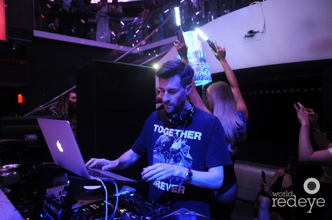 9-Ross One DJing5