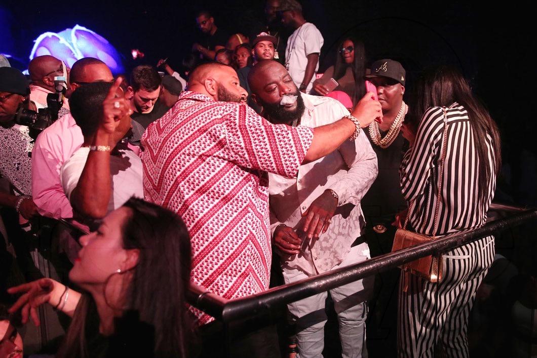 17-DJ Khaled & Rick Ross9