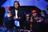 1-DJ Stevie J, Kyrie Irving, Bow Wow, & DJ Don P