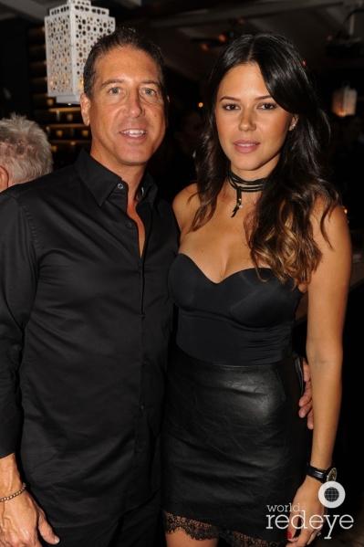 Lance & Manoela Burstyn