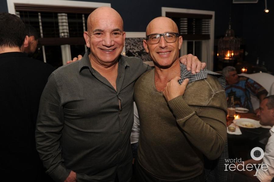 Carlos Migoya & David Lubarsky