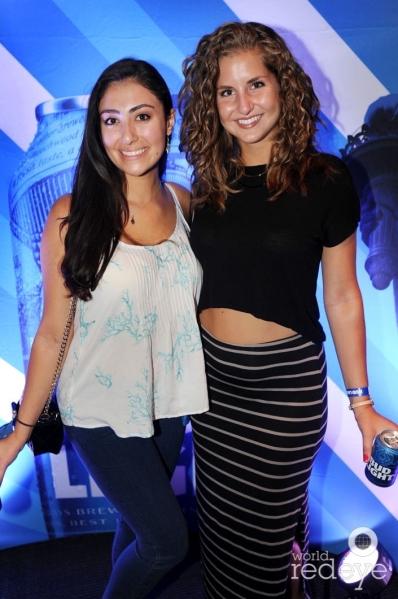 Maria Losito & Lindsey Zanzalari
