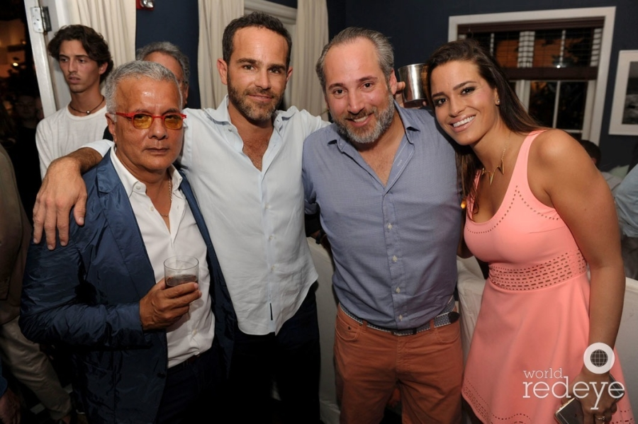 Gigi Knowle, Ronnie Vogel, Hernando Caicedo, & Kathy Mejia