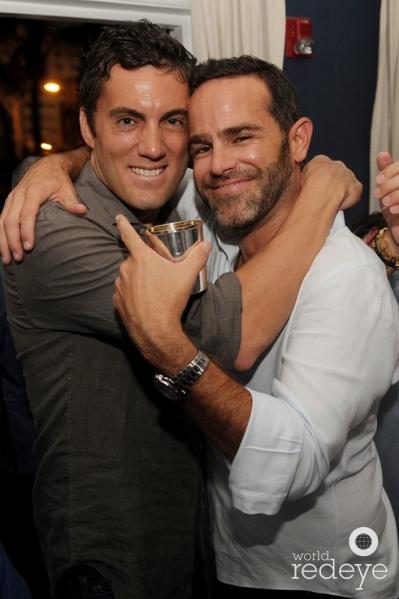 Fabian Basabe & Ronnie Vogel