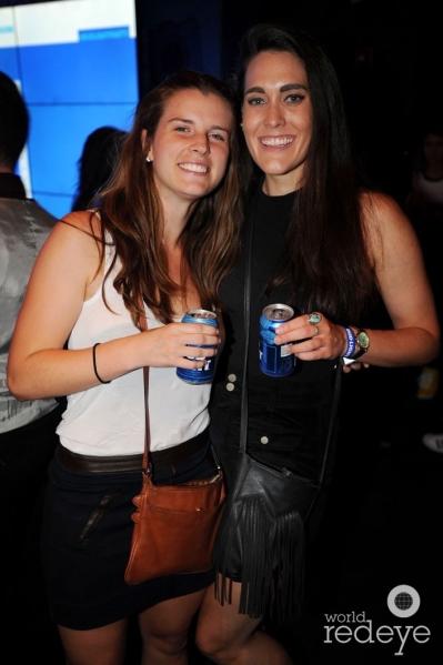 Chelsea Stark & Megan Mccluskey