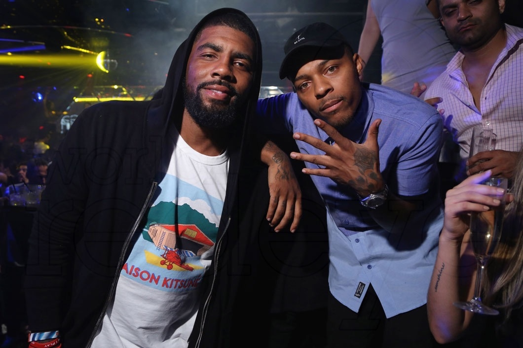2-Kyrie Irving & Bow Wow