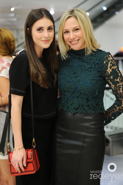 Sophia Leavell & Vanessa Fioravante