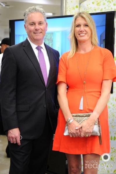 Patrick M. O'Connell & Annie Mammes