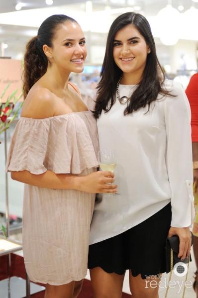 Gabriella Gutierrez & Cristina Perez
