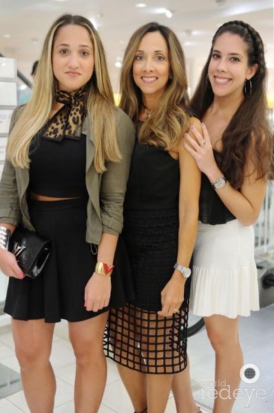 Emily, Evelyn, & Kristen Rothenberg