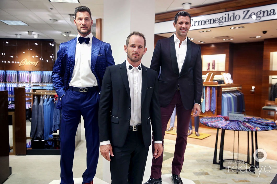 3ea90faa3de Bal Harbour, FL – September 15, 2016 – Neiman Marcus Bal Harbour toasted  all-things Men's fashion and lifestyle with a luxe evening drawing 50 style  ...