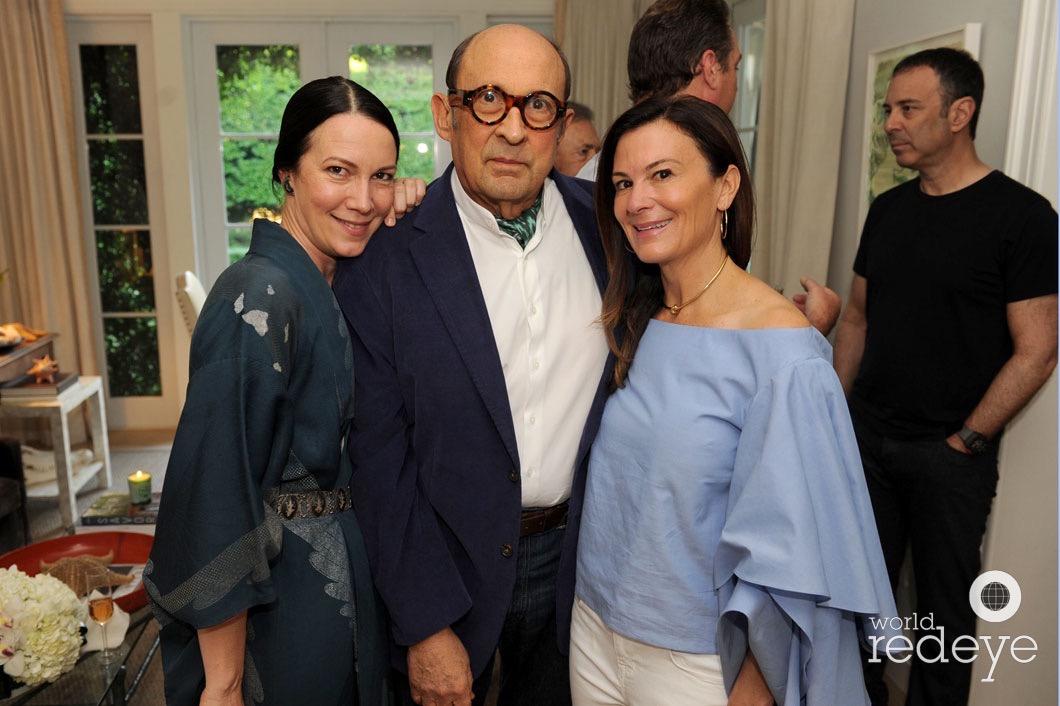 Adrienne Bon Haes, Marvin Ross Friedman, & Sarah Harrelson