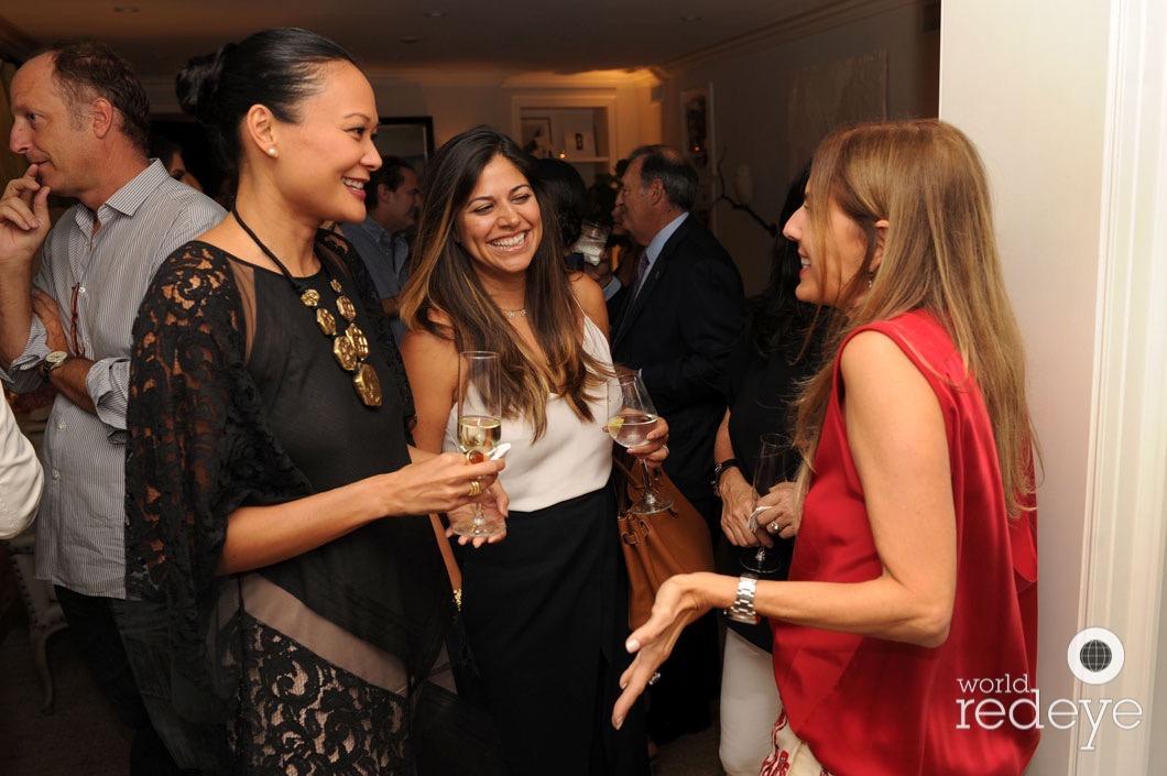 Criselda Breene, Gigi Duff, & Lisa Heiden