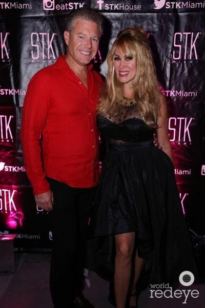 Patrick Bidwill & Patricia Delinois