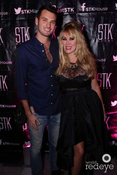 Brandon Timinsky & Patricia Delinois