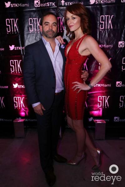Alex Munoz & Katie Ellis