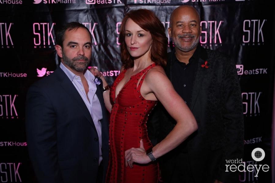 Alex Munoz, Katie Ellis, & Michael Hassel
