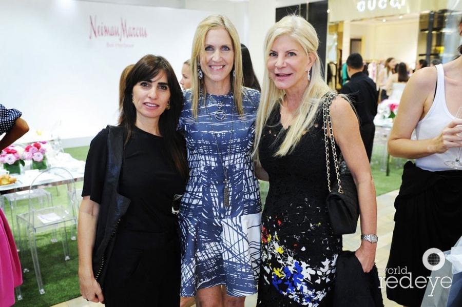 Flavia Lowenstein, Jeannie Lewin, & Estee Mandel