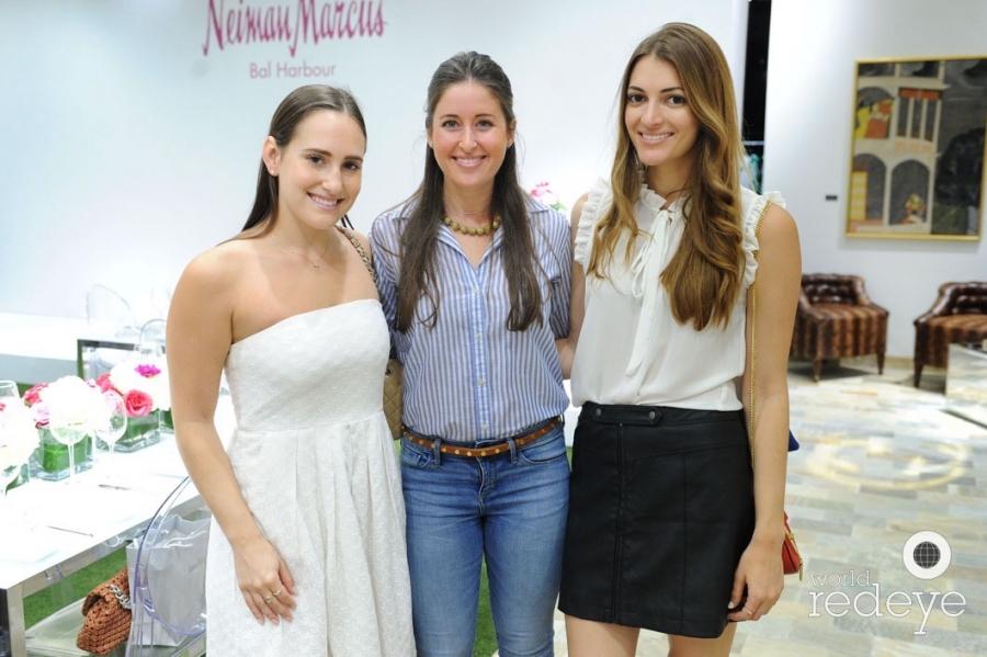 Brittany Berger, Zoe Galitz, & Michelle Petrillo