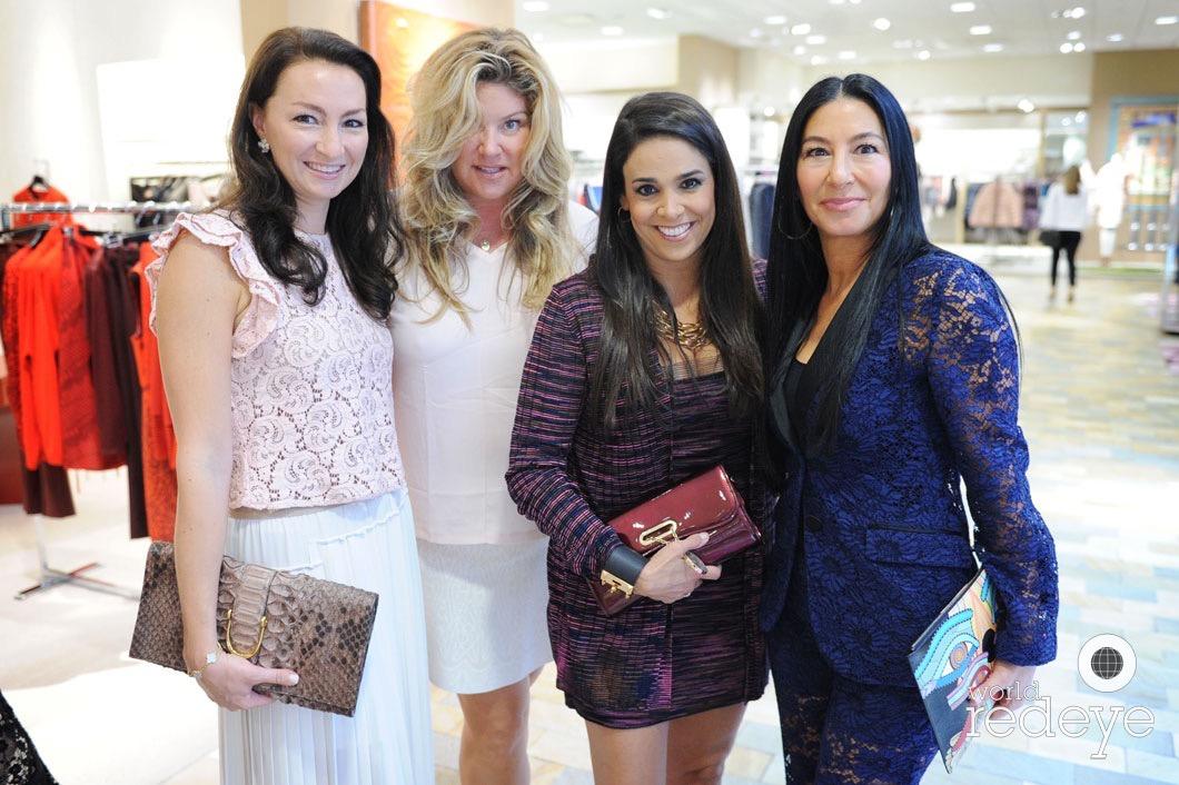 Maya le Troadec, Lara Shriftman, Stephanie Sayfie Aagaard, & Renee Gans