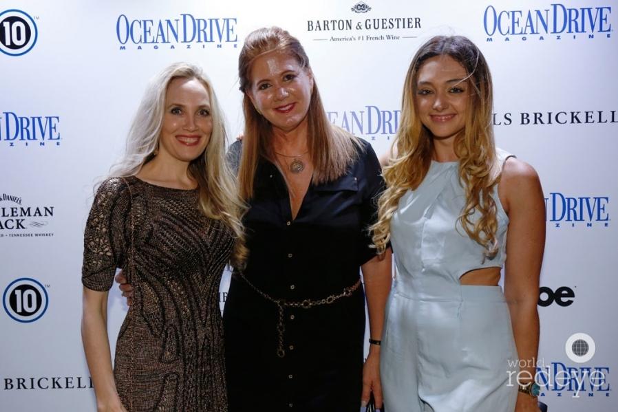 Mary Grace, Diana Boytell, & Yanina Velez