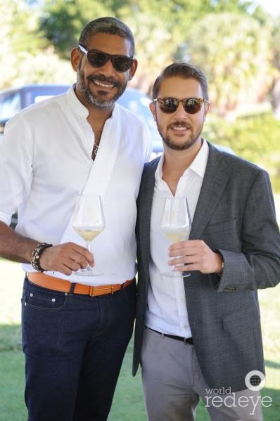 Fabrice Tardieu & Eduardo Vivas