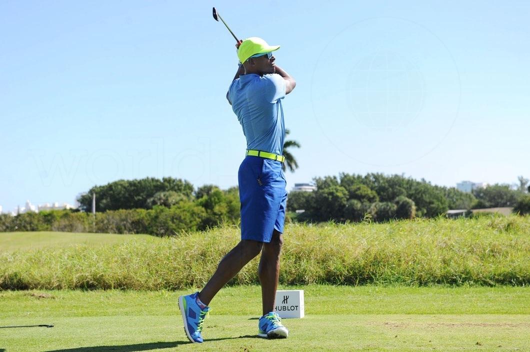 Ray Allen Celebrity Golf Tournament