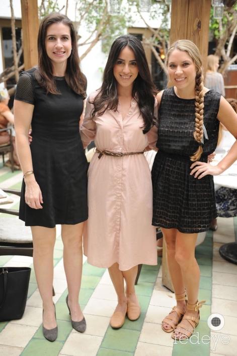 Lauren Fishbane, Cynthie Deguzman, & Diana Gdula