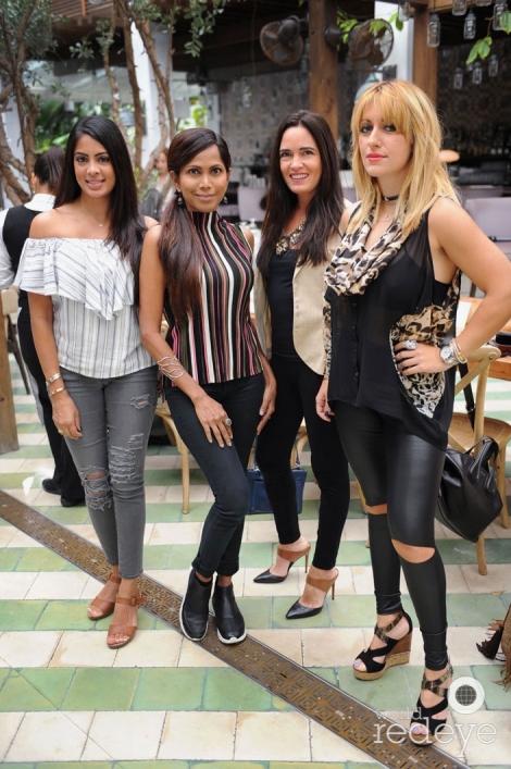 Sunita Bhagwan, Fazia Ali, Jennifer Nagle, & Sarah Eliav