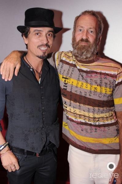 Beto Giraldo & Kenny Scharf