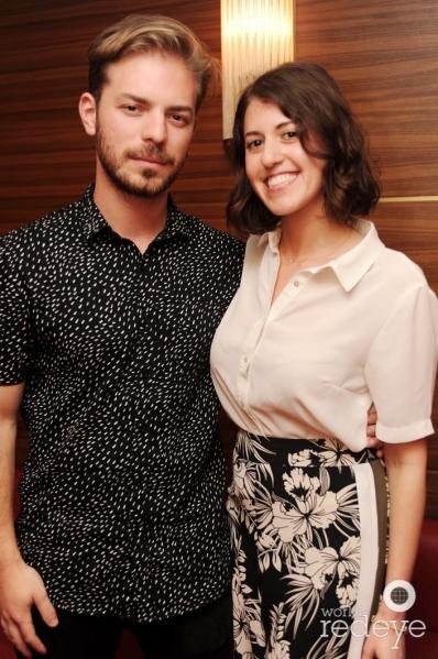Bailey Small & Jessica Cohen