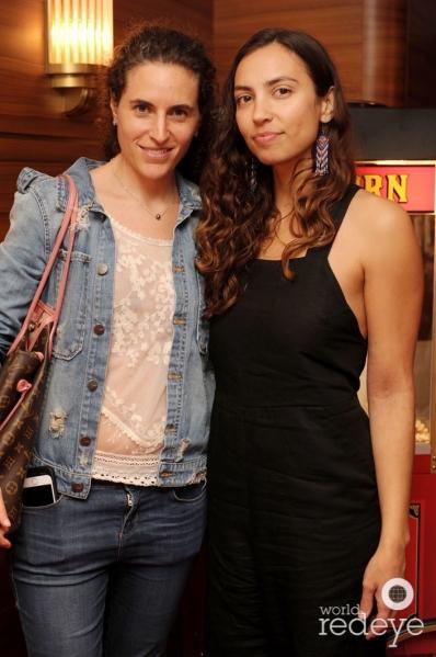 Diana Atri & Malia Scharf