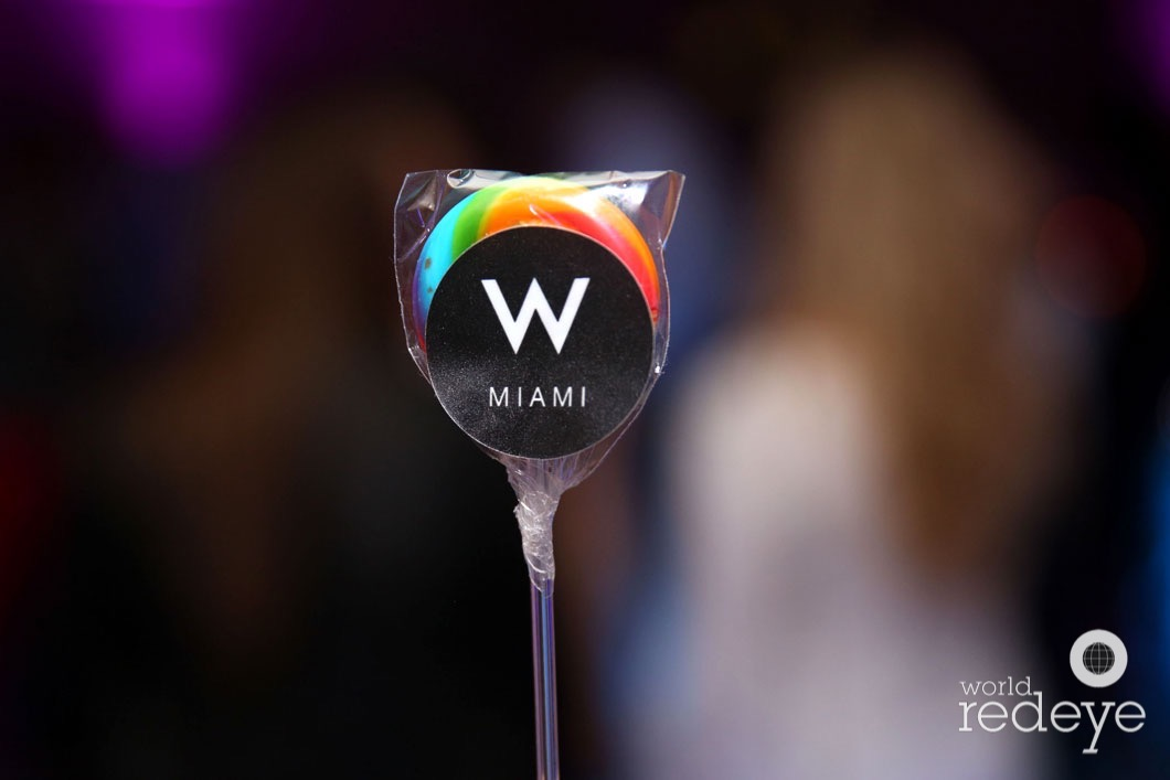 W Miami Happening For Icon Brickell Residents - World Red