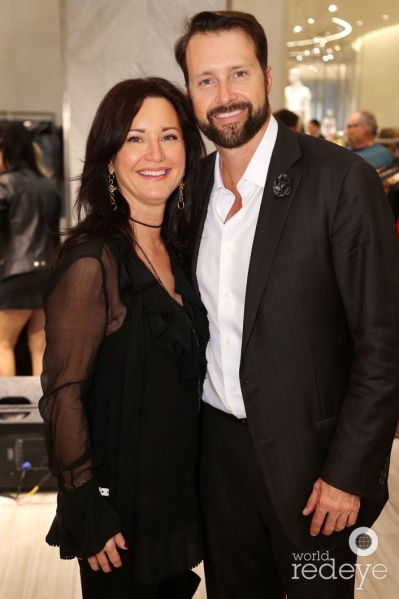 Liza McKee & John Westine