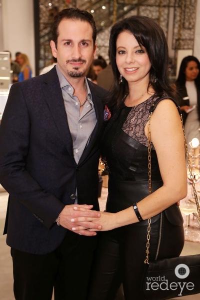 Lee Fragomeno & Jennifer Lopez
