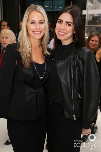 Katelin Retay & Vivi Woernlein