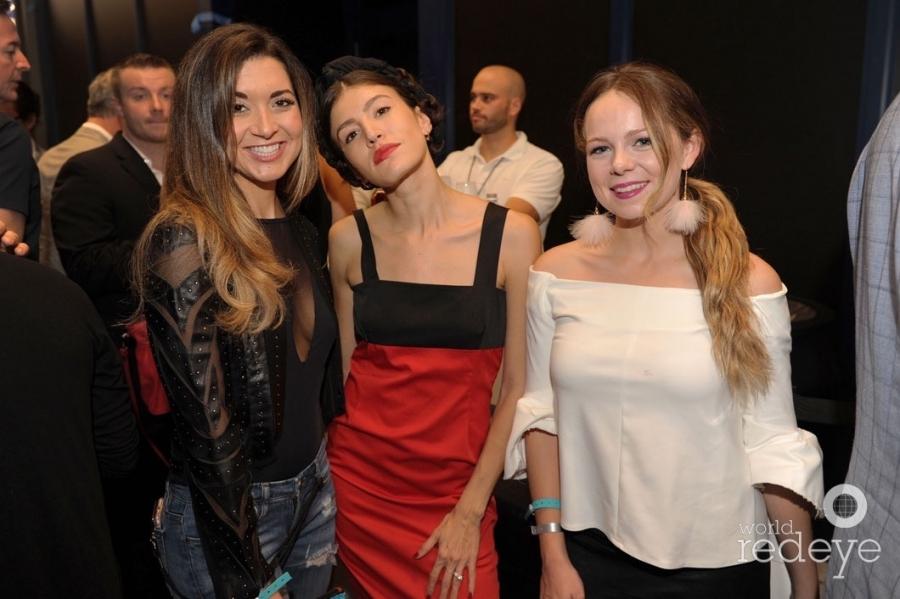 Evelyn Torres, Dani Gomez Otrigoza, & Ashley Brozic