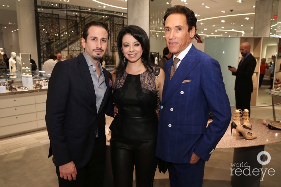 Lee Fragomeno, Jennifer Lopez, & Alberto Camacho
