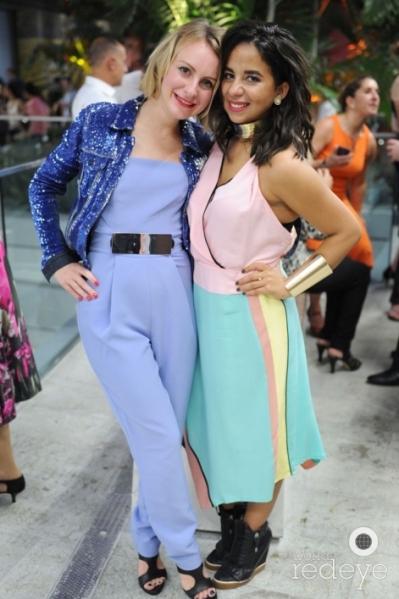 Diletta Carutti & Tathiana Rosada