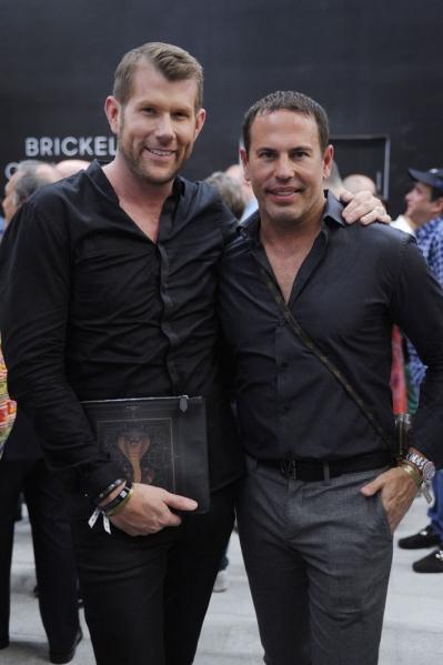 Timothy Walker & Danny Jelaca