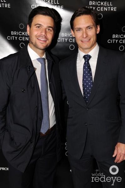 Daniel de la Vega & Kieran Bowers