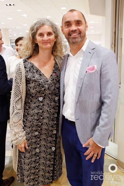 Constance Collins & Julien Bigan