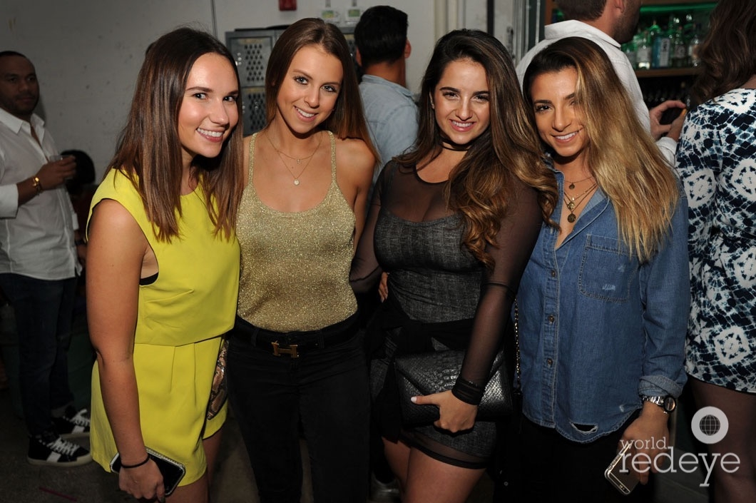 Chanel Ibanez, Amy Green, Laura Shapiro, & Marissa Scarpulla