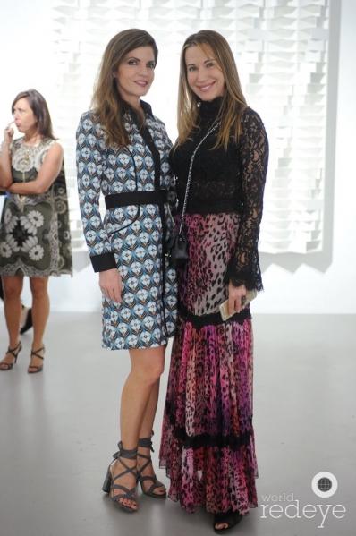 Claudia Ammirata & Maria Elena Uzcategui