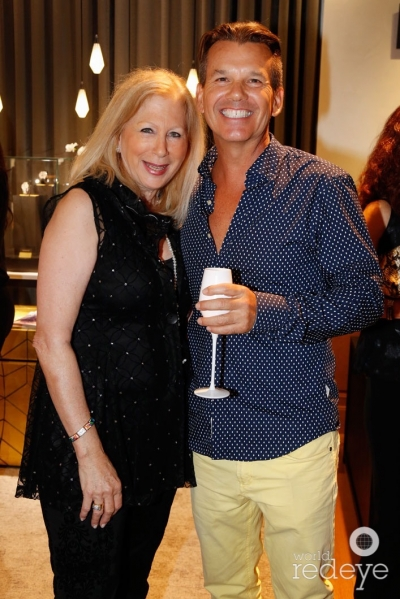 Nancy Radlauer & Rod Vanderbilt