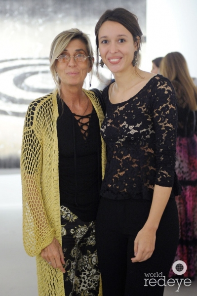 Pamela Gowland & Lucia Maman