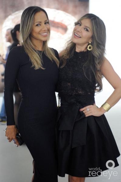 Diana Arce & Mary Montero